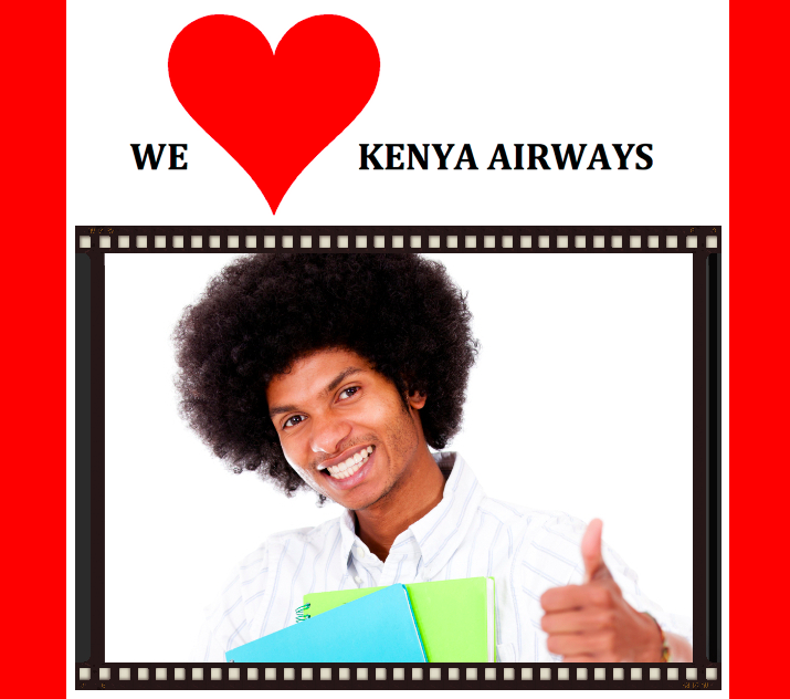 Fly with Kenya Airways and Save